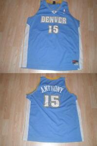 new concept c8390 1ce74 Details about Men's Denver Nuggets Carmelo Anthony XXL Nike Jersey