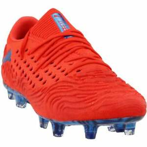 Puma-future-19-1-netfit-lo-firm-ground-artificial-grass-Casual-Soccer-Cleats
