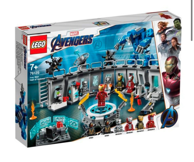 Lego Super heroes, 76125, Lego Marvel Super Heroes Iron…