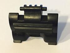 Original Vintage 1980's MOTU Spydor Black REPLACEMENT Battery Cover