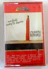 EDOARDO BENNATO - NON FARTI CADERE LE BRACCIA - Musicassetta Sigillata