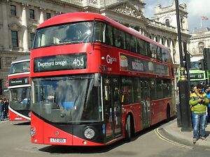 New-bus-for-London-Borismaster-LTZ1285-Go-Ahead-London-6x4-Quality-Bus-Photo