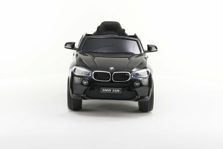 AUTO ELETTRICA  PER BAMBINI BMW X6M 12v 1 SEDILE LICENZIATA SEDILE IN PELLE MP3  conveniente