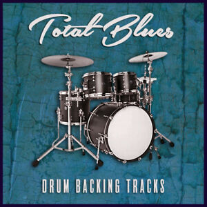 Details about Total Blues Drums Backing Tracks Jam Guitar Bass - CD or  Download - High Quality