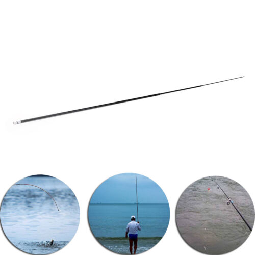 46cm 3 short intervals Fishing rod tips Spare tips Solid /& hollow carbon r OR