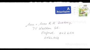 Denmark-1999-Airmail-Cover-To-UK-C4557