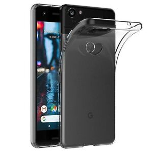 finest selection 5ddc8 77c52 Details about For Google Pixel 3 XL Ultra Thin Clear Soft TPU Cover Case  For GooglePixel 3