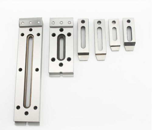 1pc Wire EDM Fixture Board Stainless Jig Tool Fit Clamping And Leveling New