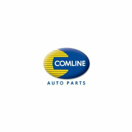 2x Genuine Comline Rear Vented Brake Discs Set Pair ADC0822V