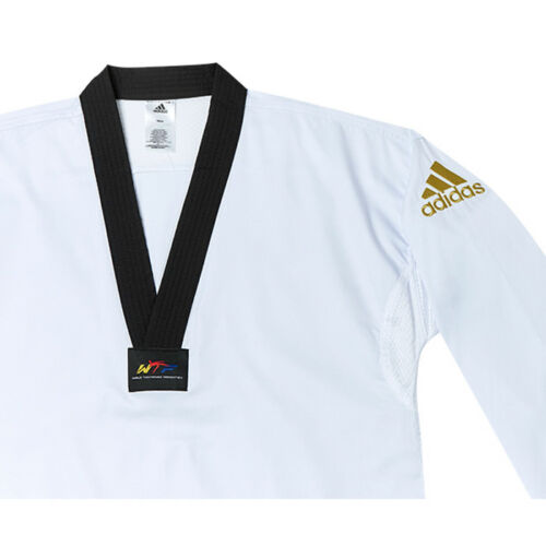 ADI-ZERO TaeKwonDo Dobok//TaeKwonDo Uniform//Gie//ultra light weight//GOLD logo