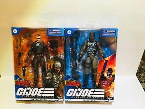 G.I. Joe Classified Major Bludd + Roadblock Cobra Island Target excl. Bundle LOT