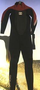 Billabong FOIL 3//2mm Men/'s Wetsuit GBS Superflex G3 Size XS  B43M08 SALE