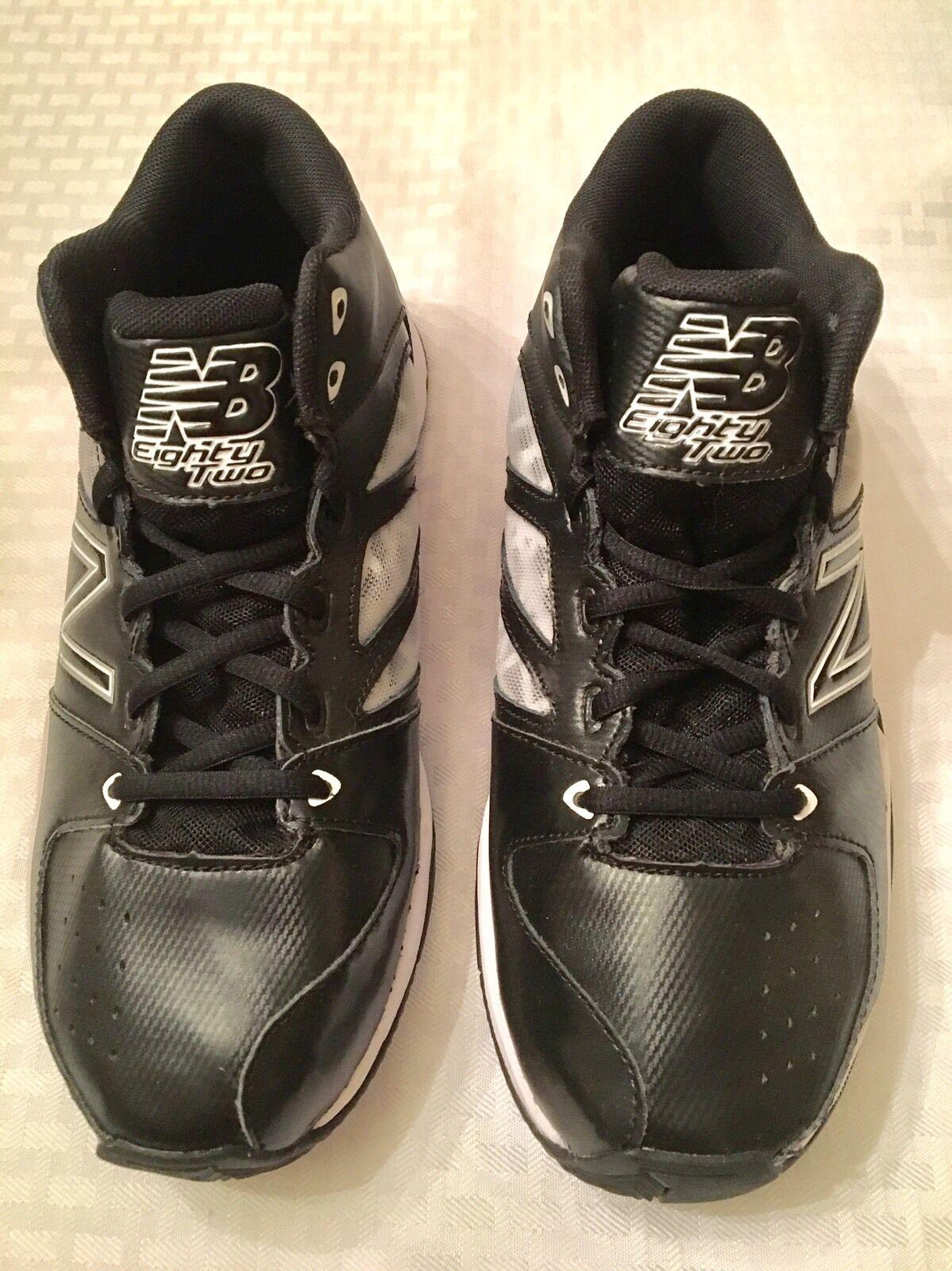 New Balance Boy's Round Toe Synthetic Basketball Shoe Size 6.5