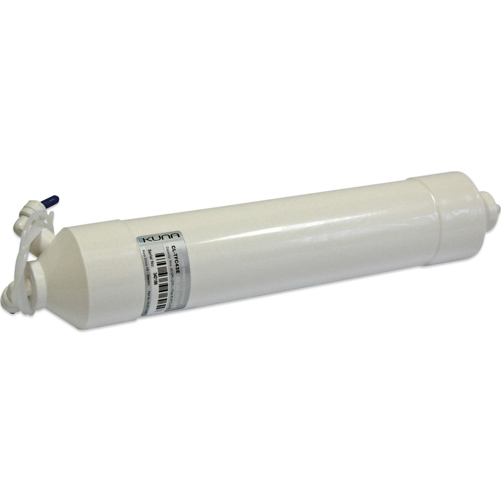 RO-Membrane 43 GPD pour KUNA CLEONE et sceptre Osmose Inverse