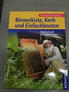 034-Bienenkiste-Korb-u-Einfachbeuten-034-Dr-F-Pohl-NEU-2013-Imker-Imkerei-Bienen-bee