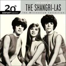THE SHANGRI-LAS : 20TH CENTURY MASTERS: MILLENNIUM COLL (CD) Sealed