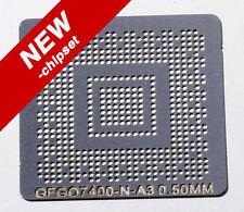 Stencil for  G86-631-A2 G86-620-A2 G86-621-A2 N10M-GE-S-A2 Template Stencil
