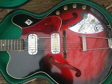 VINTAGE Harmony H66 Vibrajet Electric Guitar