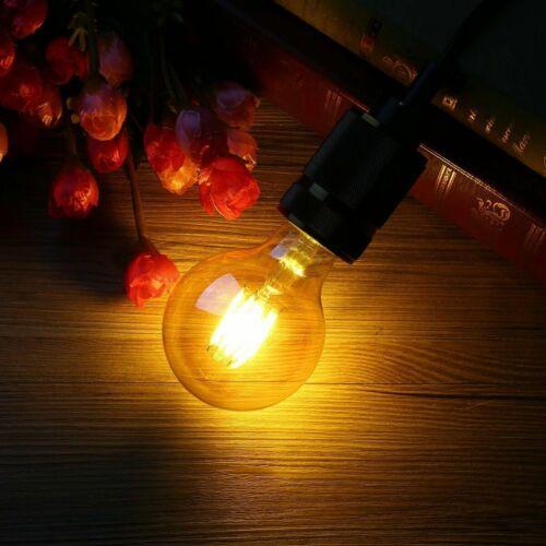 Vintage Filament DEL Edison Ampoule Dimmable E27 décoratif Industrial Light Bon état