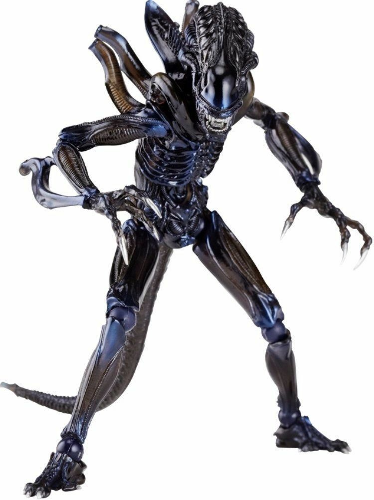 barato en línea Tokusatsu Revoltech No.016 Alien 2 Alien Guerrero Figura Kaiyodo de de de Japón  marcas de diseñadores baratos