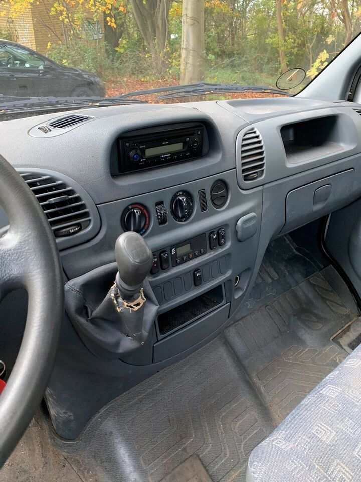 Mercedes, Sprinter 313, 2,2 CDi 35/35 Ladvogn