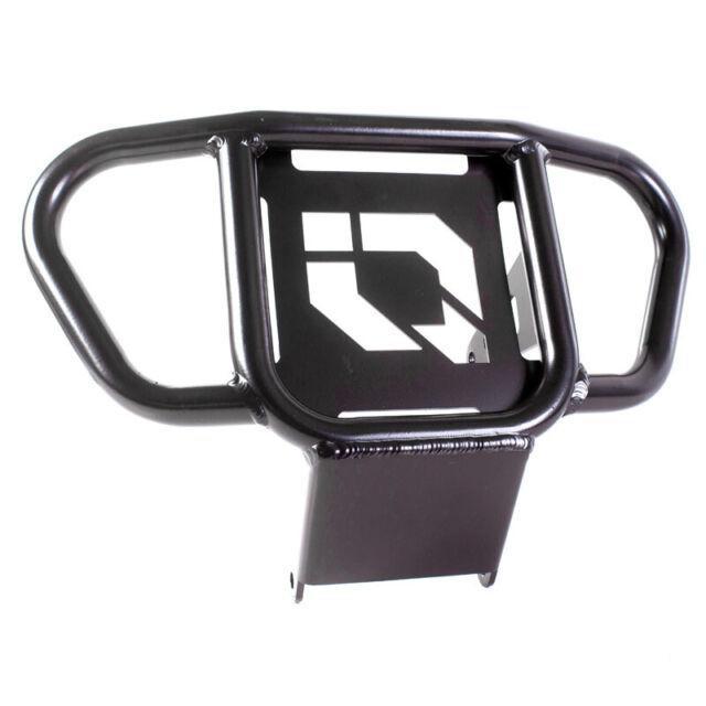 for 06-09 Suzuki LTR450 Black HMF ATV IQ Defender XC Front Bumper