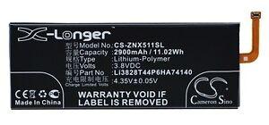Batterie-fuer-ZTE-Li3828T44P6HA74140-Li3829T44P6HA74140-Nubia-Z9-Mini-NX511J