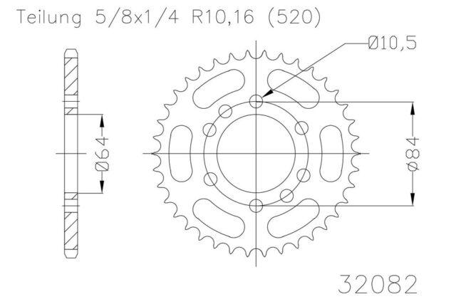 ESJOT Kettenritzel 15 Zähne pinion gear teeth Suzuki LTZ LT-R Quadsport Quadrace