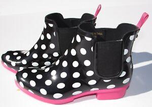 Image is loading Kate-Spade-rain-boots-Size-5-5-6- da8099c60