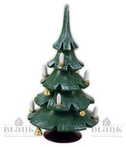 Tannenbaum Erzgebirge.Tannenbaum Farbig Mit Kugeln Glöckchen Tanne Weihnachtsbaum Blank
