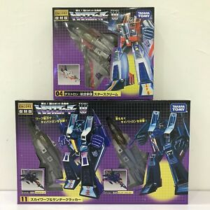 Transformers-G1-Encore-Starscream-Skywarp-Thundercracker-Seeker-Set