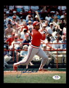 Jack-Clark-PSA-DNA-Coa-Hand-Signed-8x10-Cardinals-Photo-Autograph