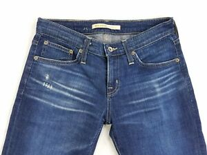 4977b0570e6 Image is loading Big-Star-Billie-Boyfriend-Distressed-Womens-Denim-Jeans-