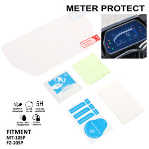 Motorcycle-Speedometer-Film-Scratch-Screen-Protector-For-Yamaha-MT10SP-FZ10SP