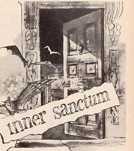 Details about Inner Sanctum Mysteries TV & Old Time Radio collection OTR  Creaking Door