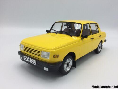 Wartburg 353 1985 amarillo 1:18 microg />/> novedad /</<