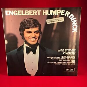 ENGELBERT-HUMPERDINCK-Engelbert-Humperdinck-1969-UK-vinyl-LP-EXCELLENT-MONO