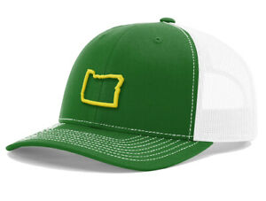 Colorado Team Pride Snapback Richardson Trucker Hat