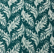 Sunbrella Indoor Outdoor Upholstery Fabric Tropical Leaf Green One ...
