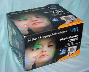 Hi-Touch-Imaging-Technologies-HiTi-630PS-Photo-Printer-DPOF-New-Home-Office