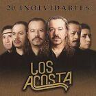 20 Inolvidables by Los Acosta (CD, Mar-2004, Univision Records)