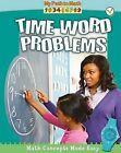 Time Word Problems by Lisa Colozza Cocca (Paperback / softback, 2013)