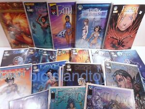 Select Issue Top Cow//Aspen Comics Multiple Listings Michael Turner/'s Fathom
