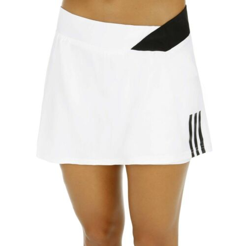 Adidas Response Tennis Skort White Black Size Medium M 1214