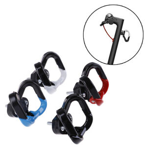 Multifunction-Hook-for-Xiaomi-M365-Electric-Scooter-Hanger-Helmet-Double-C-Dz