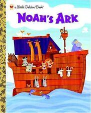 Little Golden Book: Noah's Ark by Barbara Shook Hazen (2003, Hardcover)