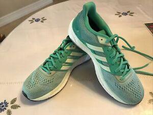 Running Shoes CG4042 Green BOOST   eBay