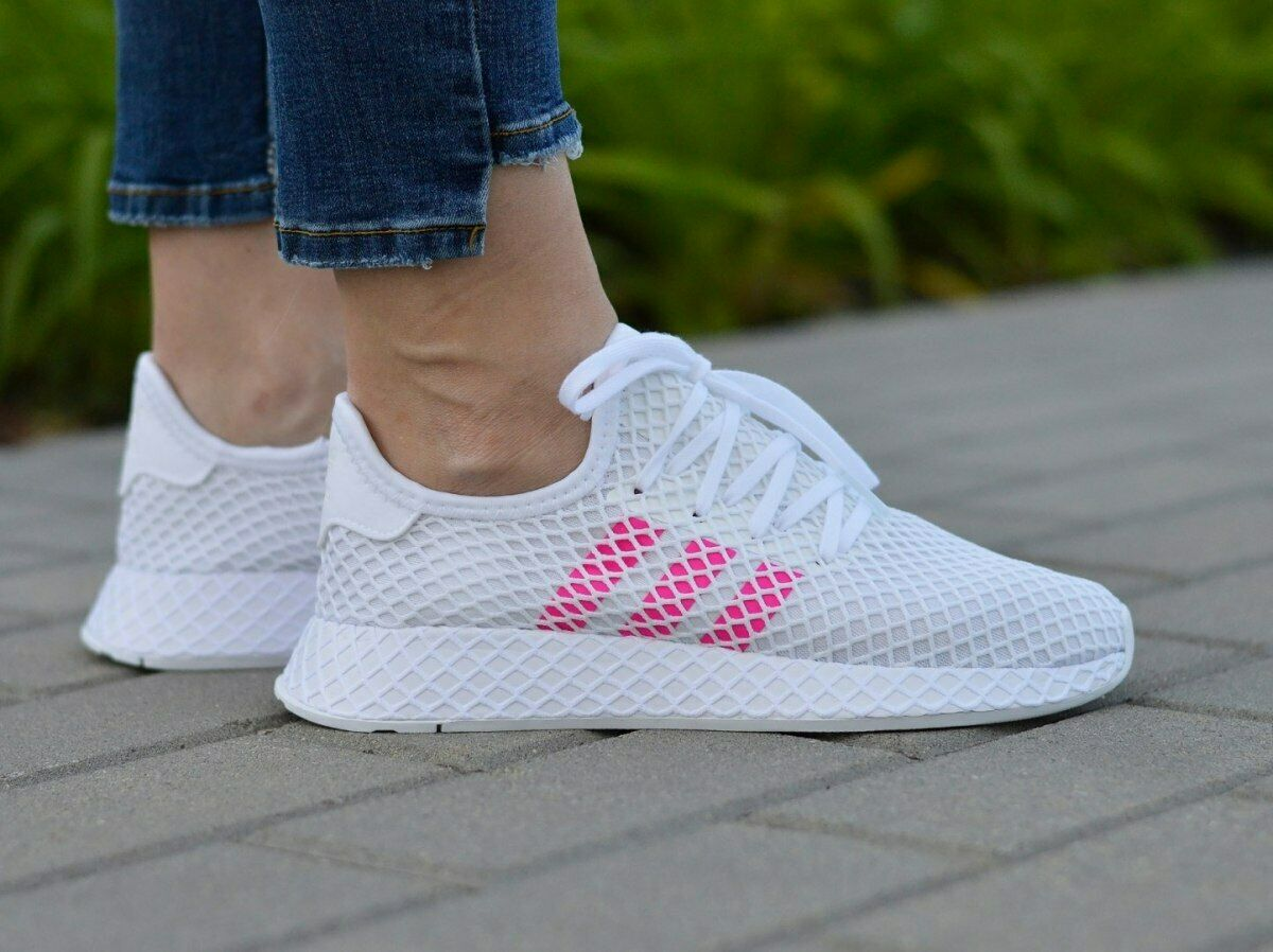 Adidas Deerupt Runner J EE6608 Junior Women's Sneakers