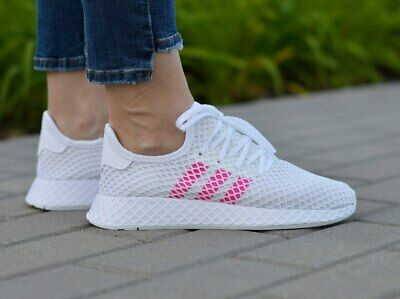 Adidas Deerupt Runner J EE6608 Junior/Women's Sneakers | eBay