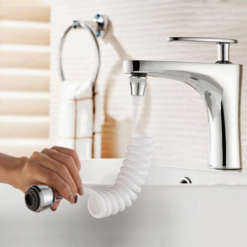 Flexible Faucet Extender Kitchen Sink Tap Diffuser Rotatable Filter SprayerT ;b$